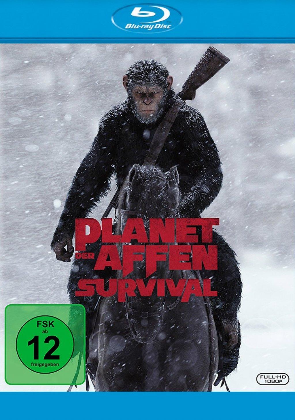 Planet Der Affen Reihe