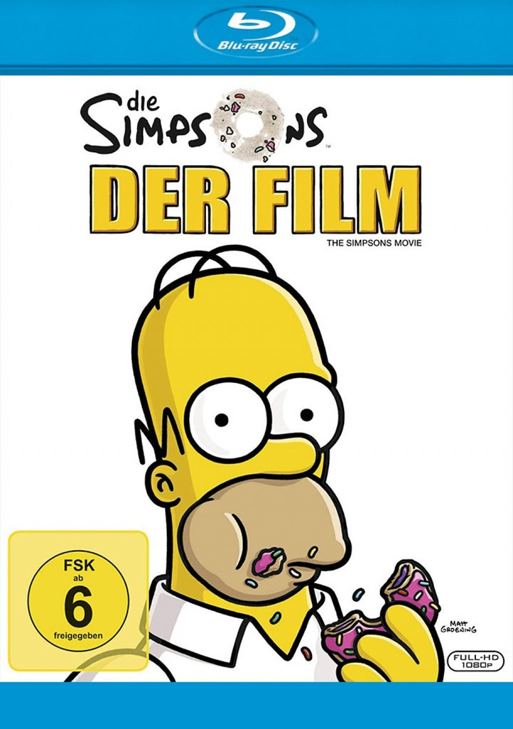 Die Simpsons - Der Film - 2. Auflage (Blu-ray)