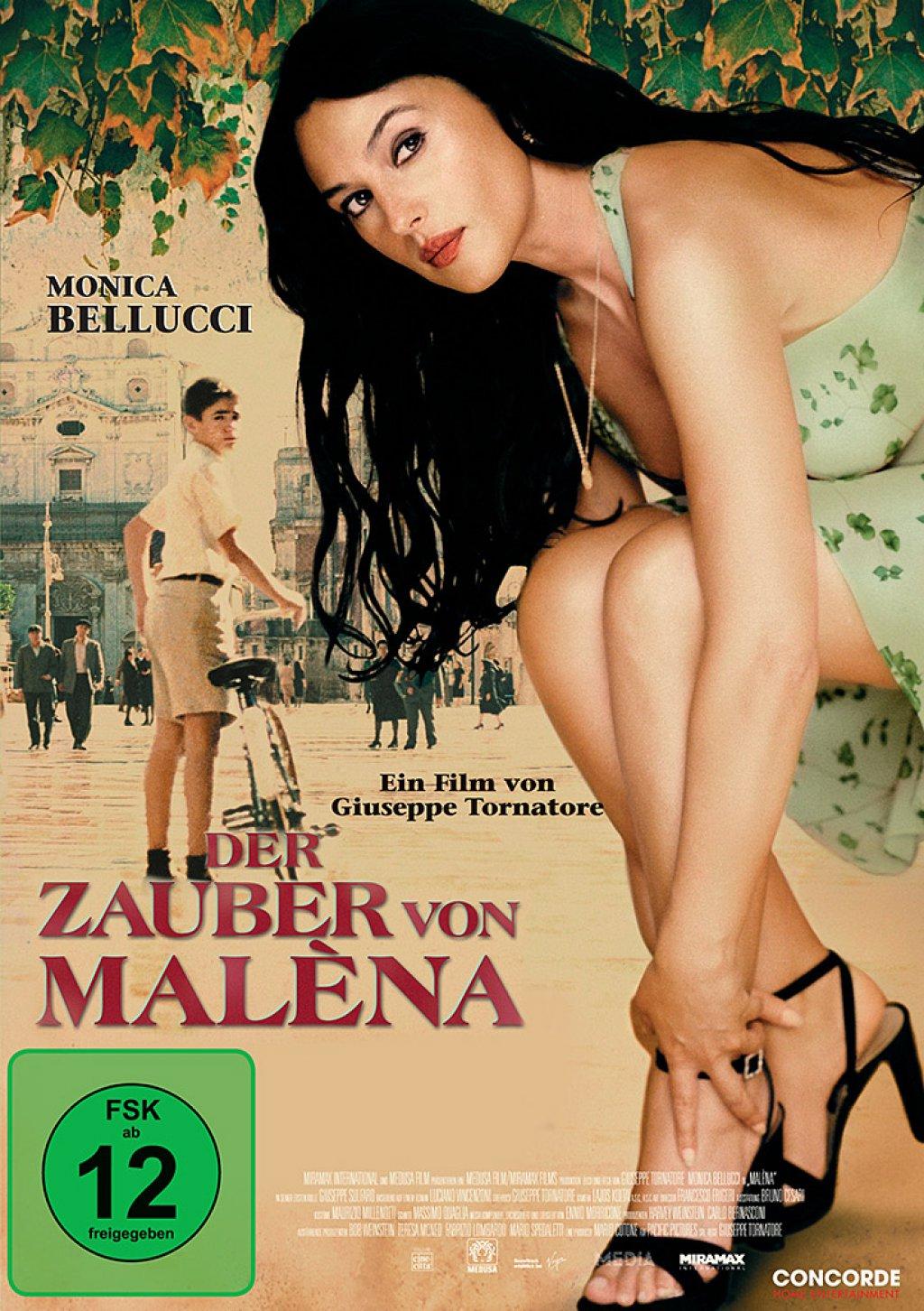 Der Zauber von Malèna (DVD)