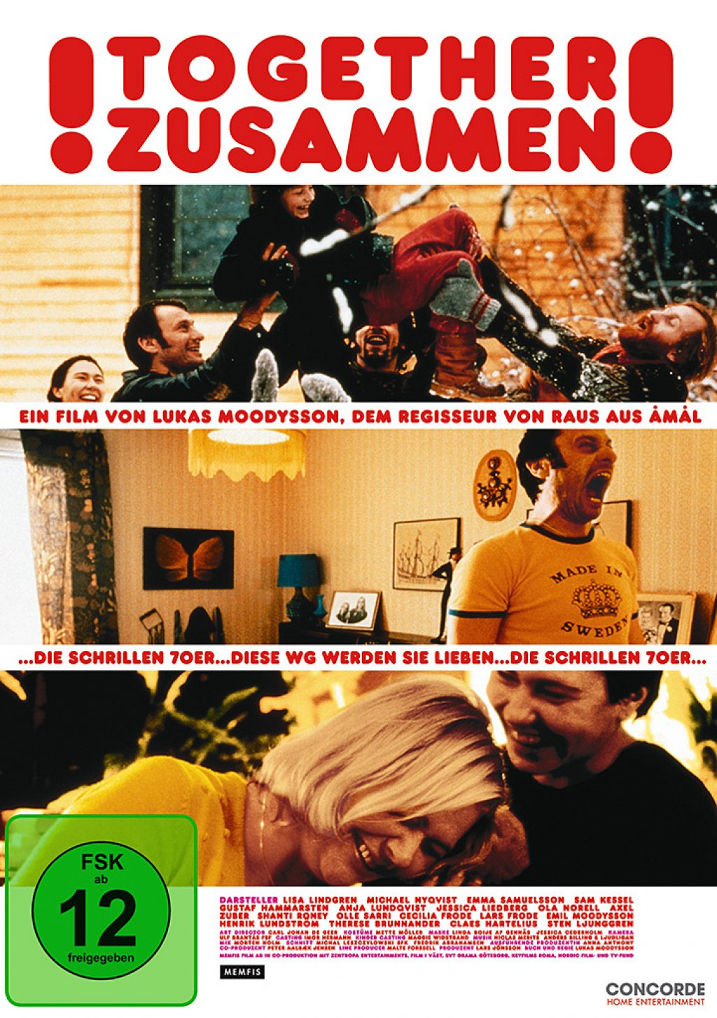 !Zusammen Together! - Home Edition (DVD)