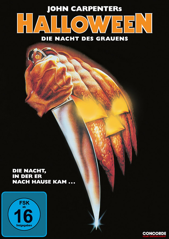 Halloween - Die Nacht des Grauens (DVD)