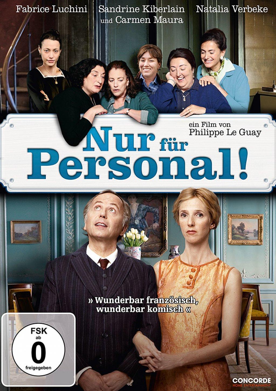 Nur für Personal! (DVD)