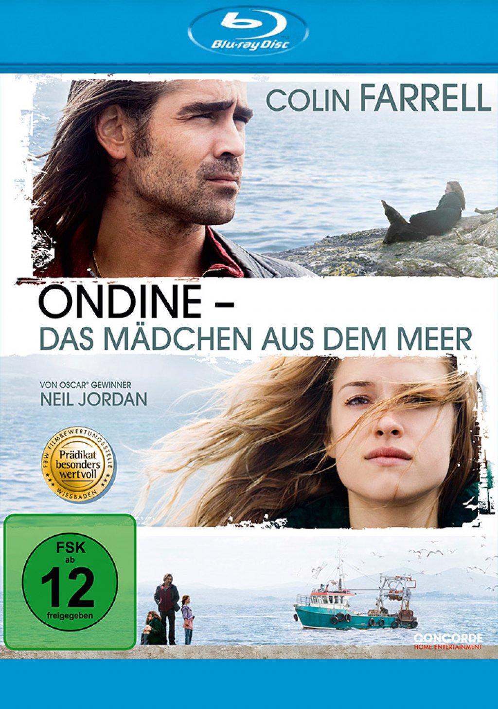 Ondine - Das Mädchen aus dem Meer (Blu-ray)