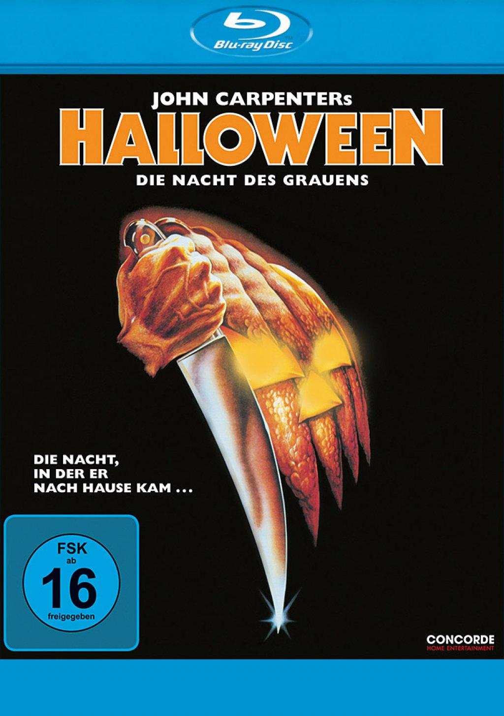 Halloween - Die Nacht des Grauens (Blu-ray)