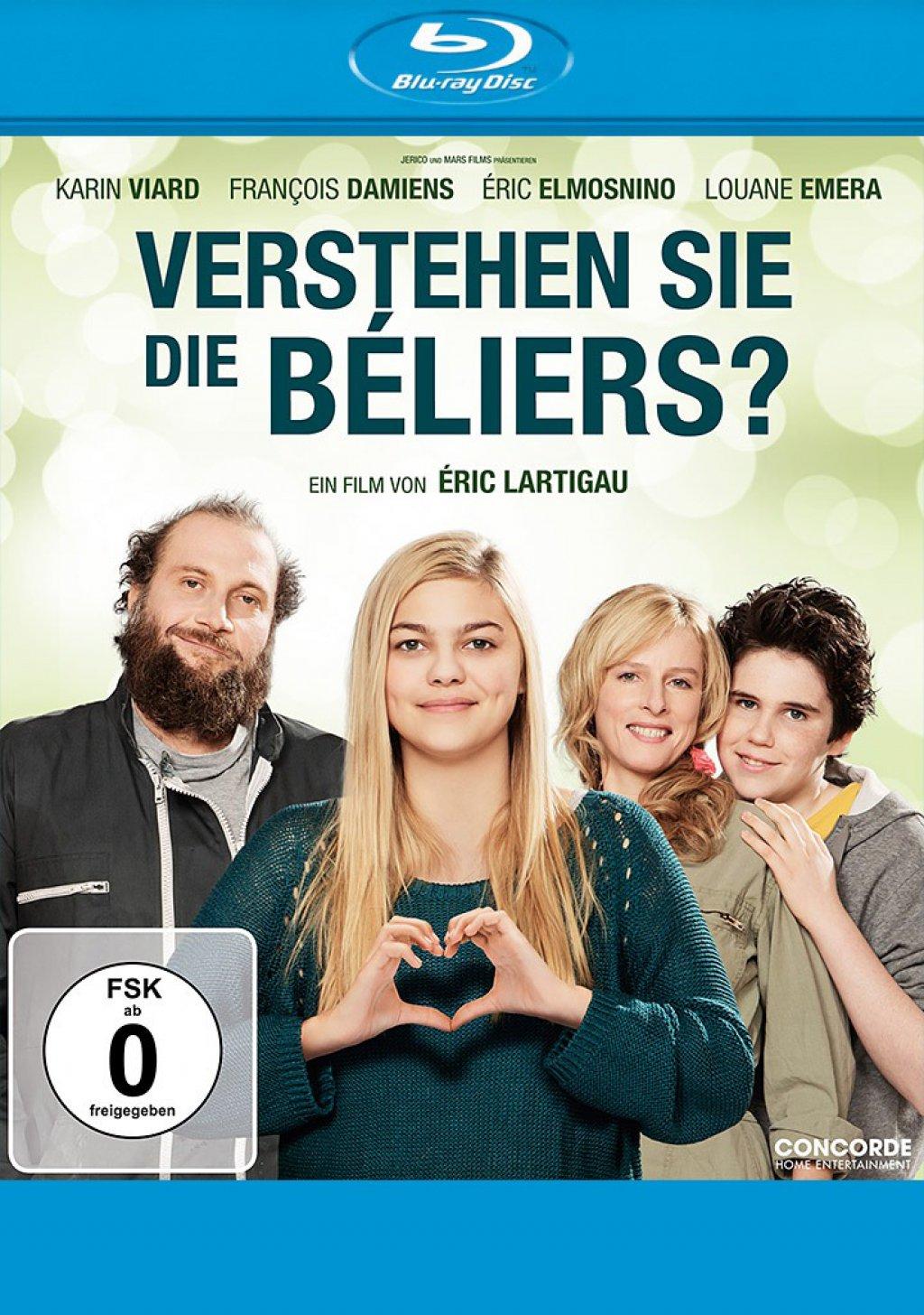 Verstehen Sie die Béliers? (Blu-ray)