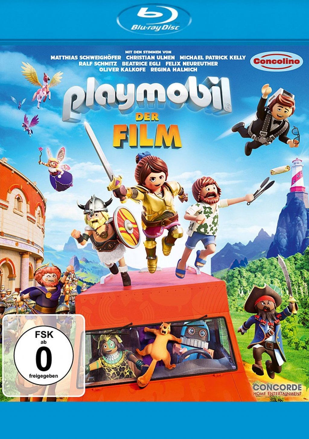 Playmobil - Der Film (Blu-ray)