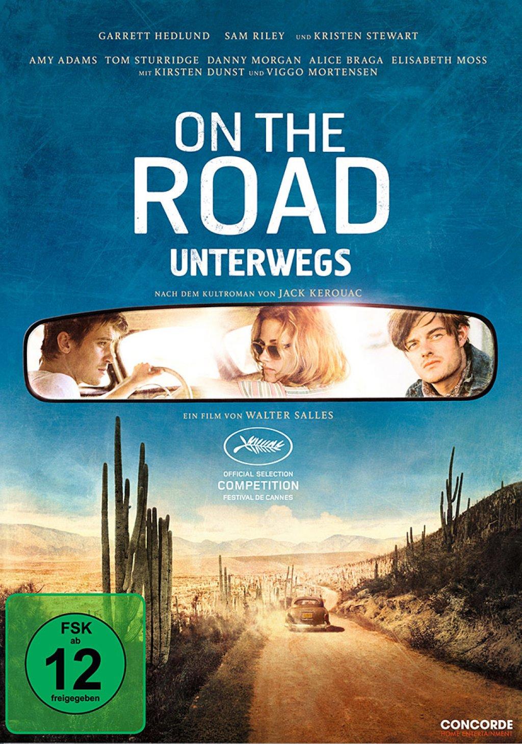 On the Road - Unterwegs (DVD)