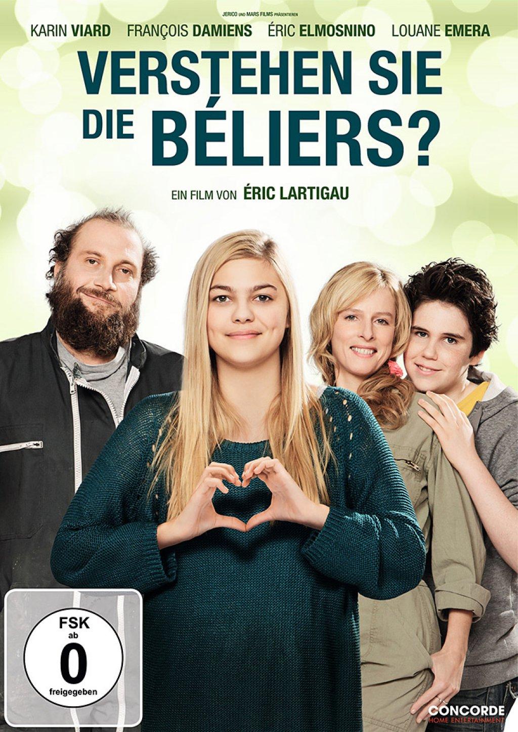 Verstehen Sie die Béliers? (DVD)