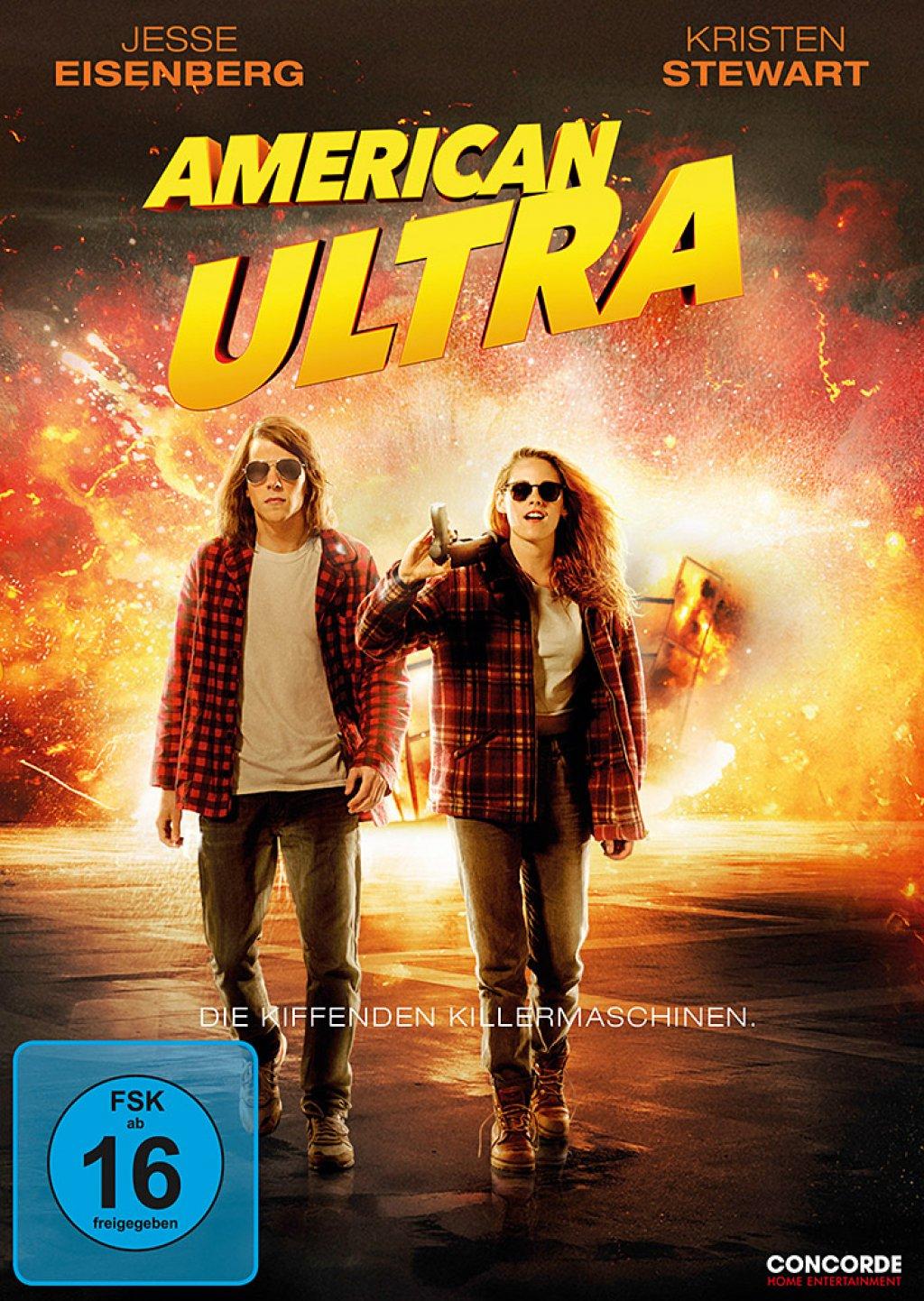 American Ultra (DVD)