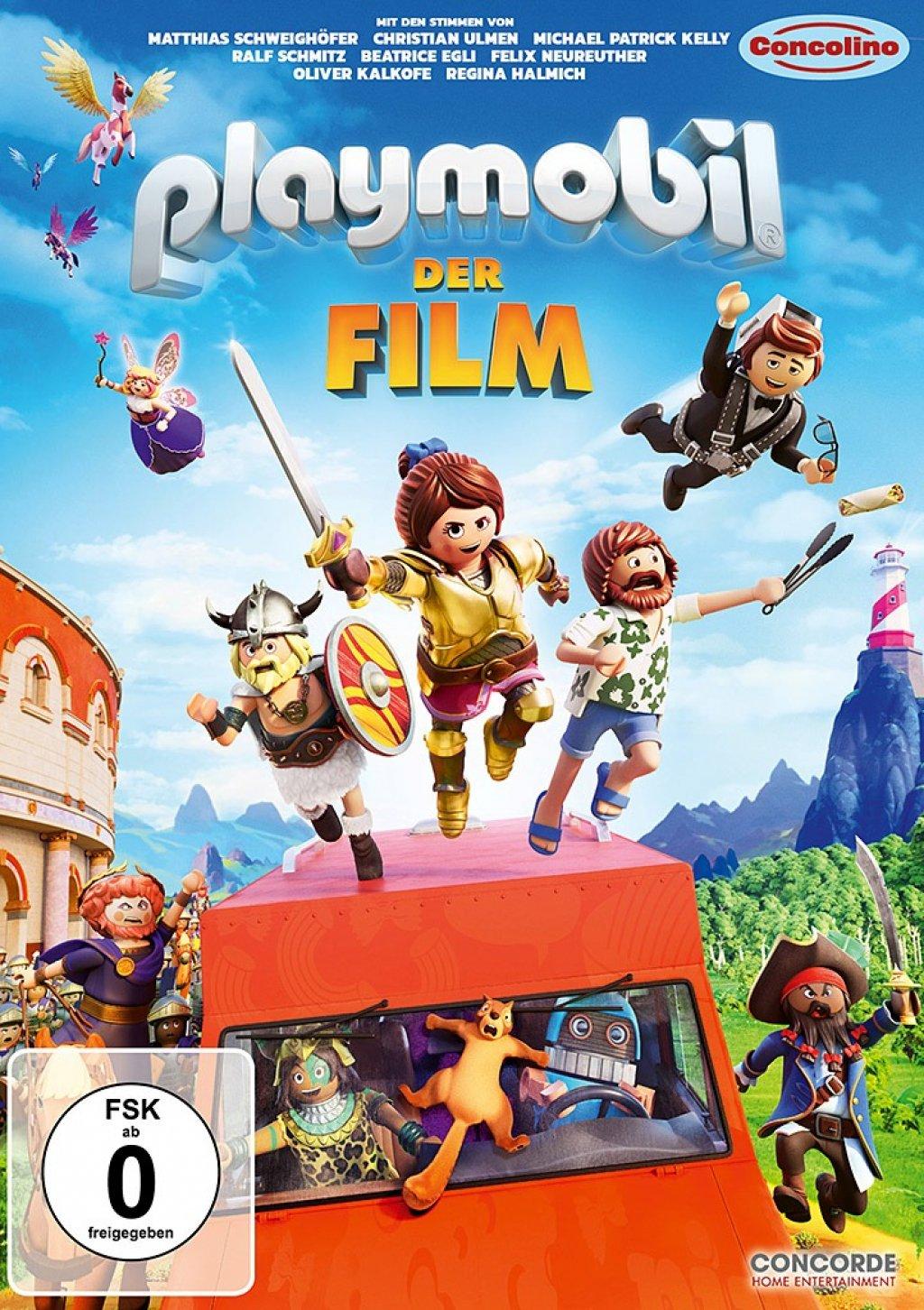 Playmobil - Der Film (DVD)