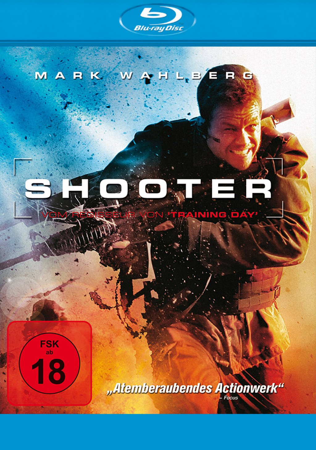 Shooter (Blu-ray)
