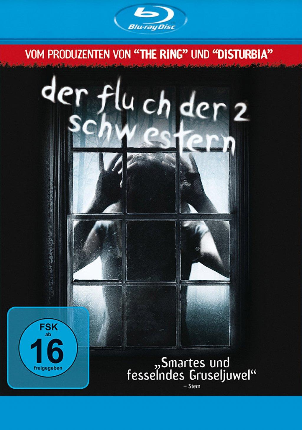 Der Fluch der 2 Schwestern (Blu-ray)