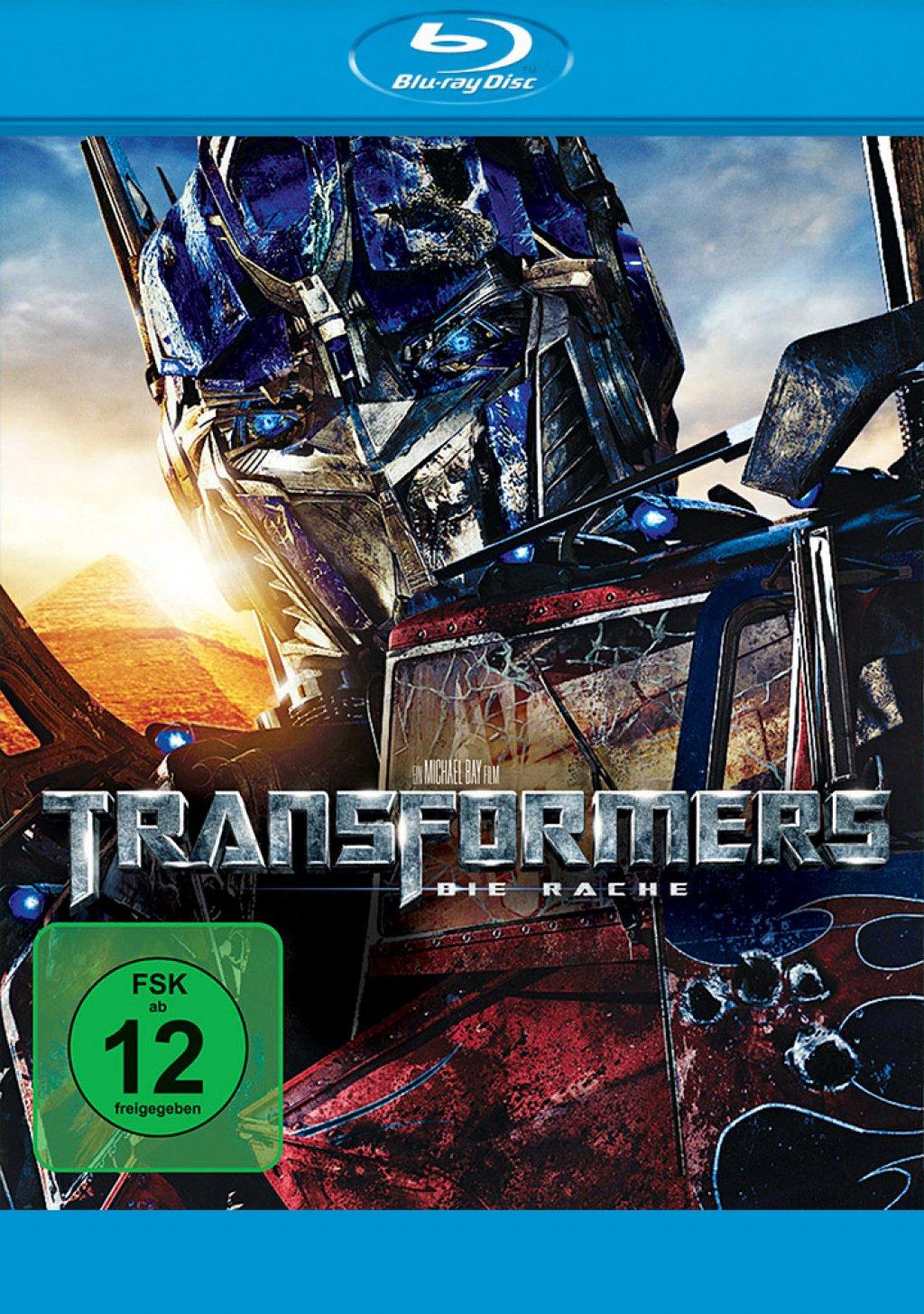 Transformers - Die Rache (Blu-ray)
