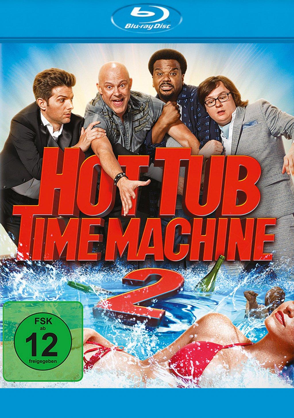 Hot Tub Time Machine 2 (Blu-ray)