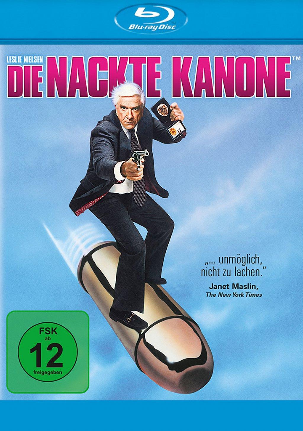 Die Nackte Kanone (Blu-ray)