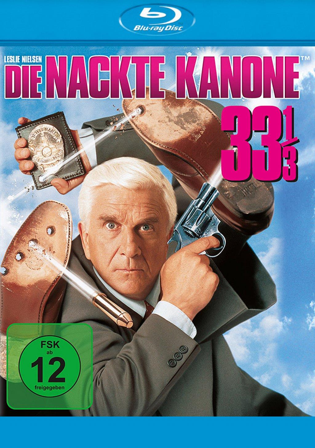 Die Nackte Kanone 33 1/3 (Blu-ray)