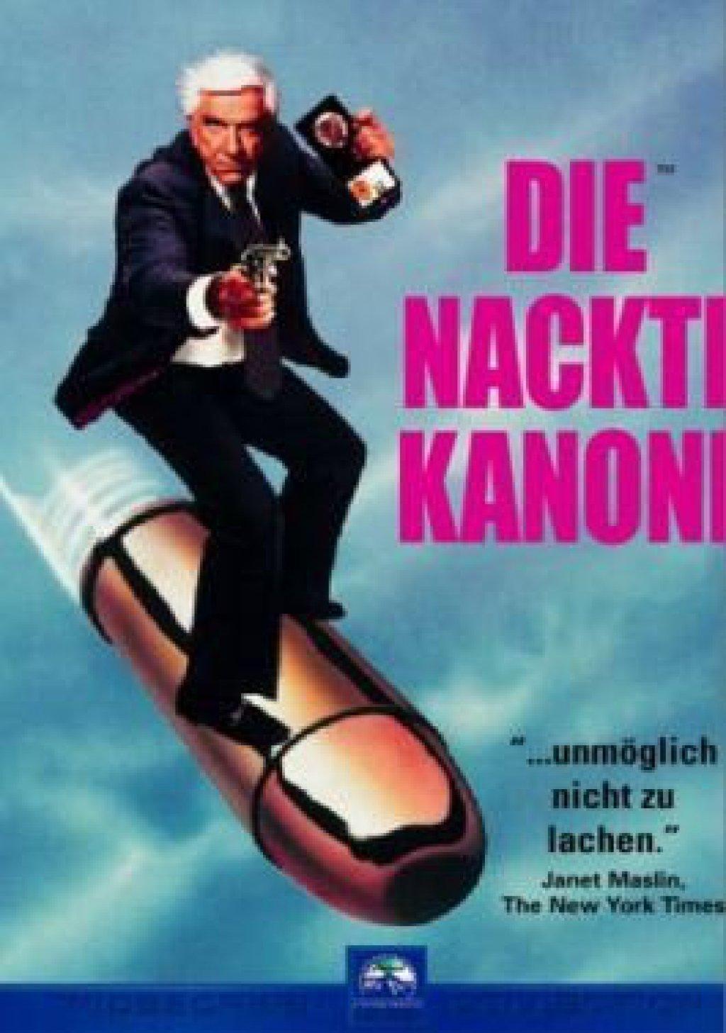 Die Nackte Kanone (DVD)