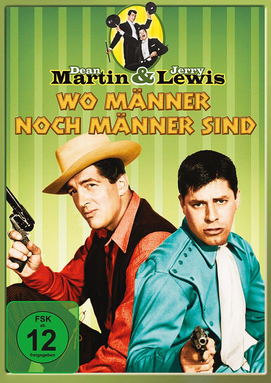 Wo Männer noch Männer sind (DVD)