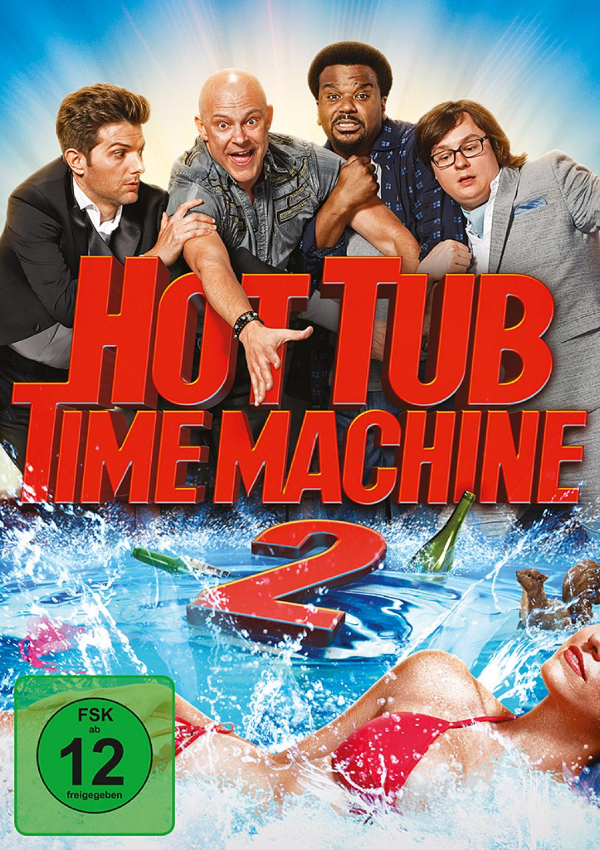 Hot Tub Time Machine 2 (DVD)