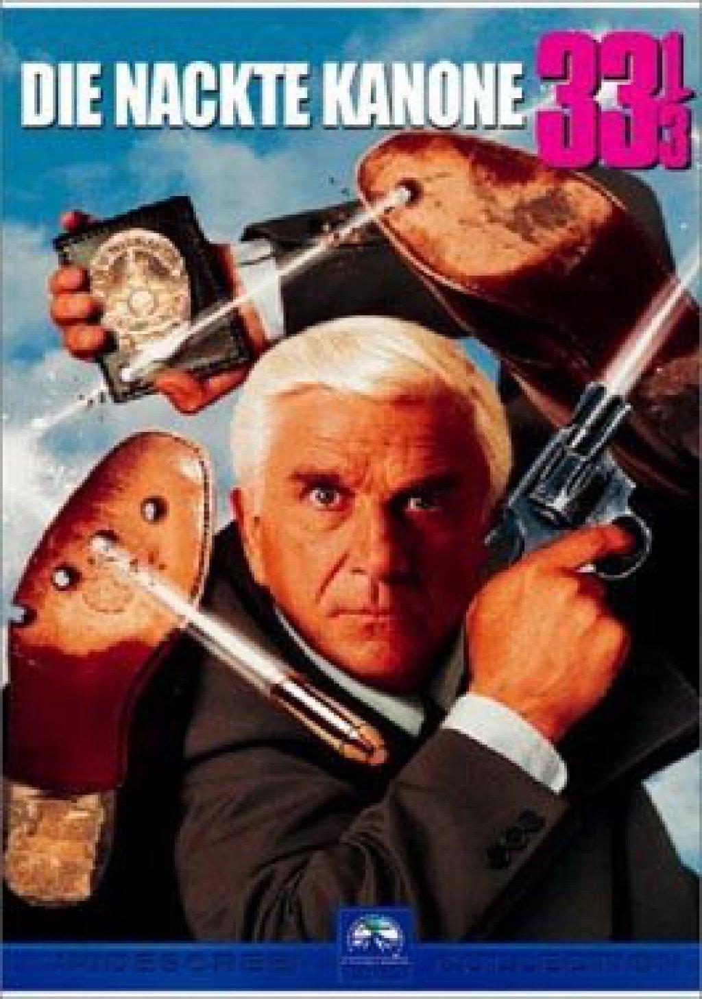 Die Nackte Kanone 33 1/3 (DVD)
