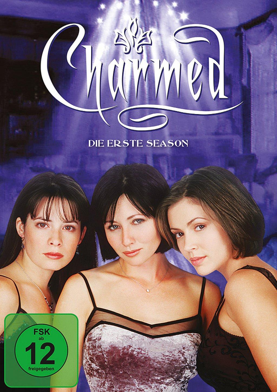 Charmed - Season 1 / Amaray (DVD)