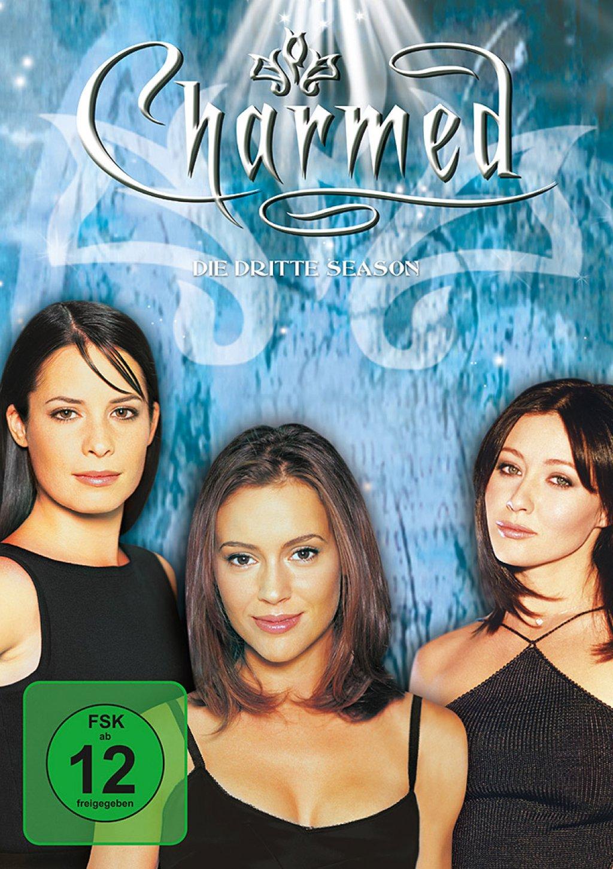 Charmed - Season 3 / Amaray (DVD)