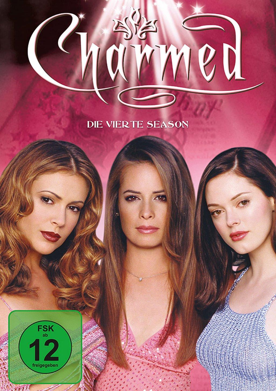 Charmed - Season 4 / Amaray (DVD)