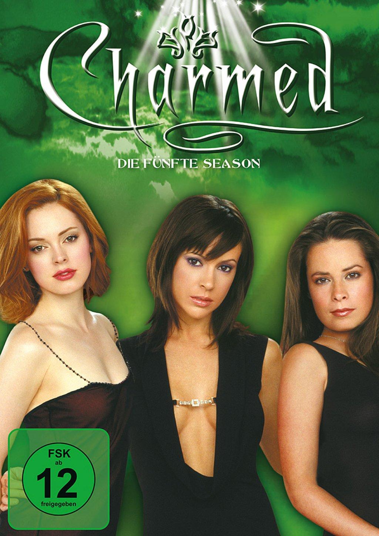 Charmed - Season 5 / Amaray (DVD)