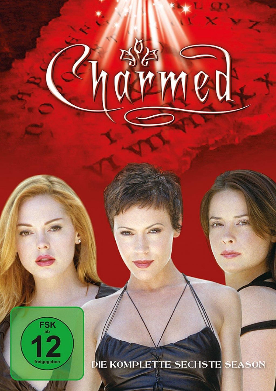 Charmed - Season 6 / Amaray (DVD)