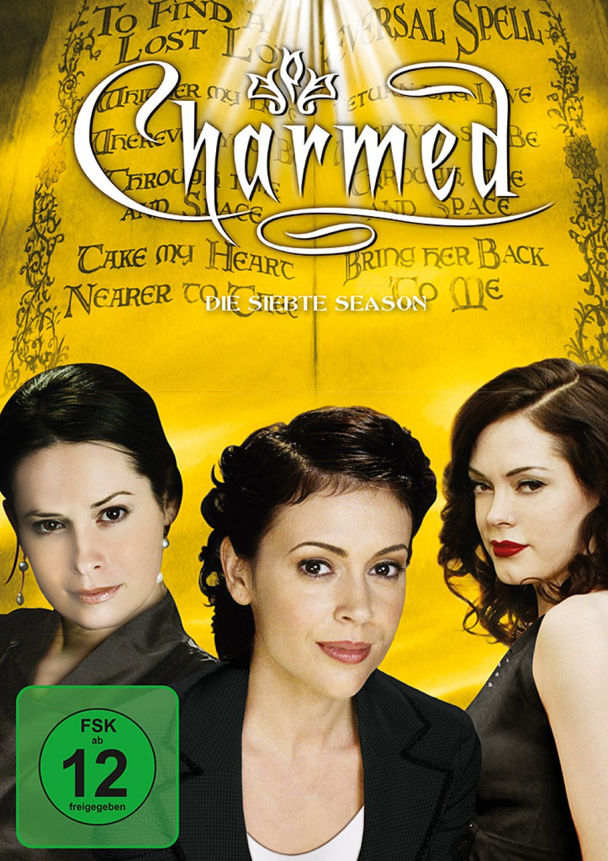 Charmed - Season 7 / Amaray (DVD)