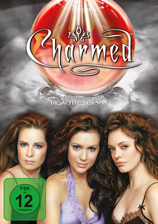 Charmed - Season 8 / Amaray (DVD)