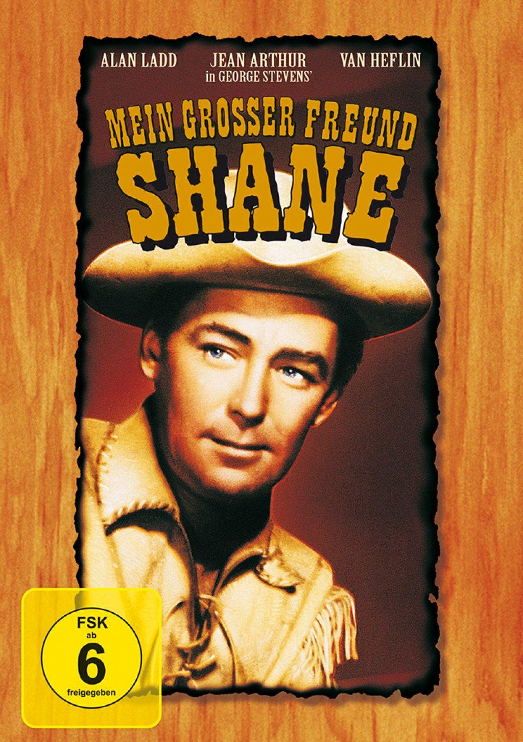 Mein grosser Freund Shane (DVD)