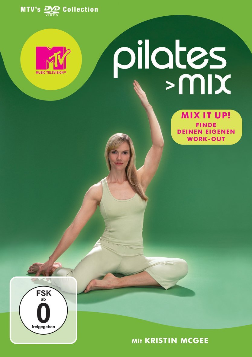 MTV - Pilates Mix (DVD)