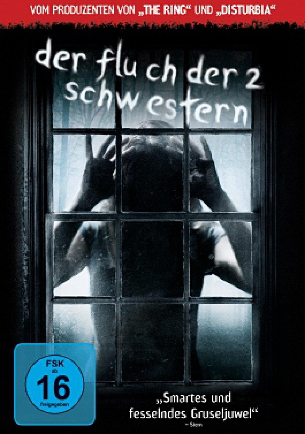Der Fluch der 2 Schwestern (DVD)