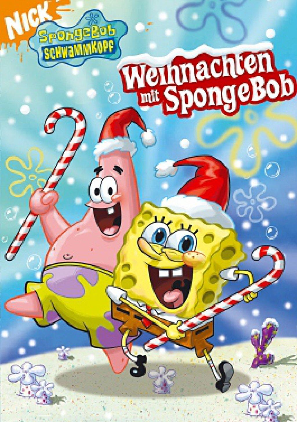 SpongeBob Schwammkopf - Weihnachten mit SpongeBob (DVD)