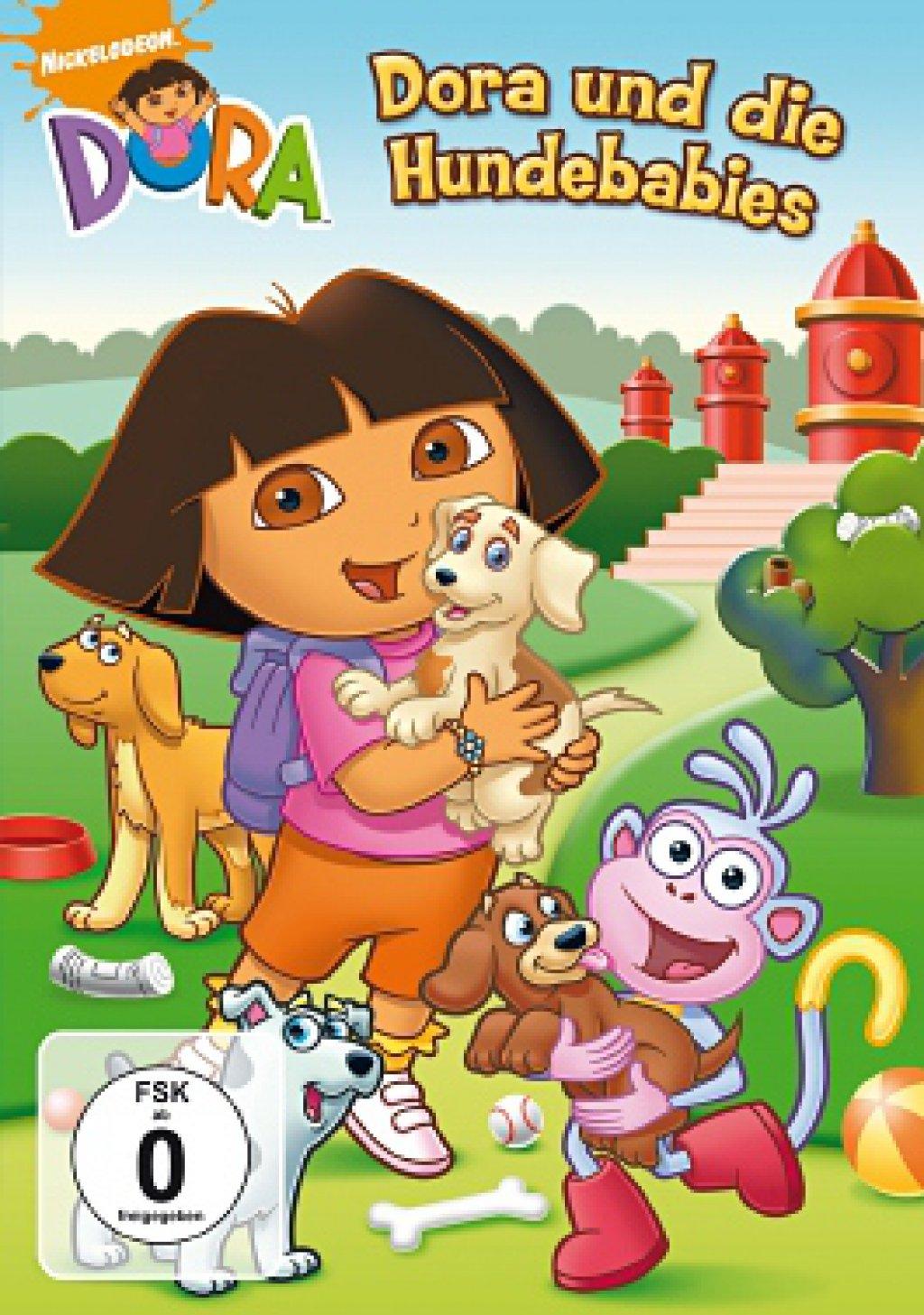 Dora - Dora und die Hundebabies (DVD)