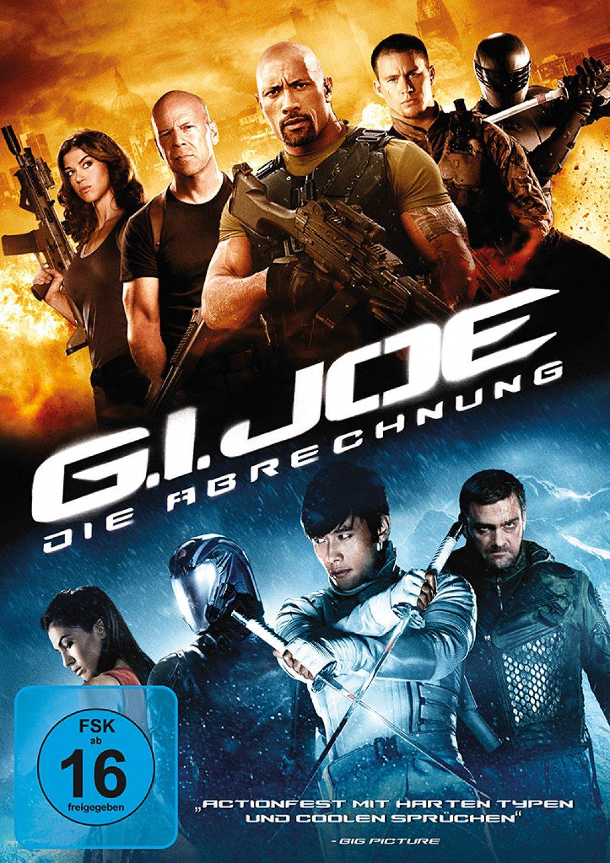 G.I. Joe - Die Abrechnung (DVD)