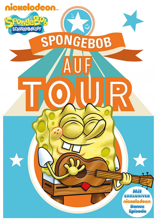 SpongeBob Schwammkopf - SpongeBob auf Tour (DVD)