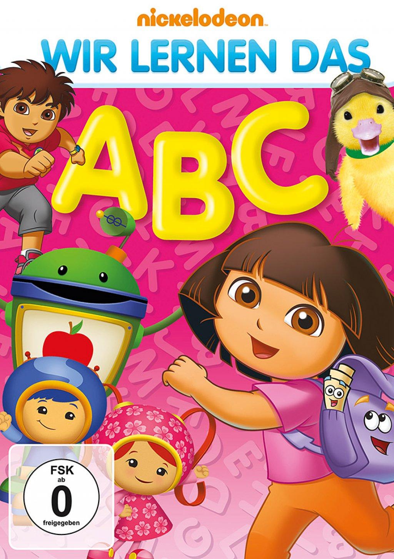 Wir lernen das ABC (DVD)
