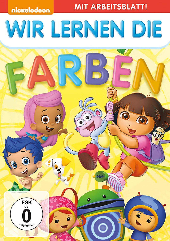 Wir lernen die Farben (DVD)