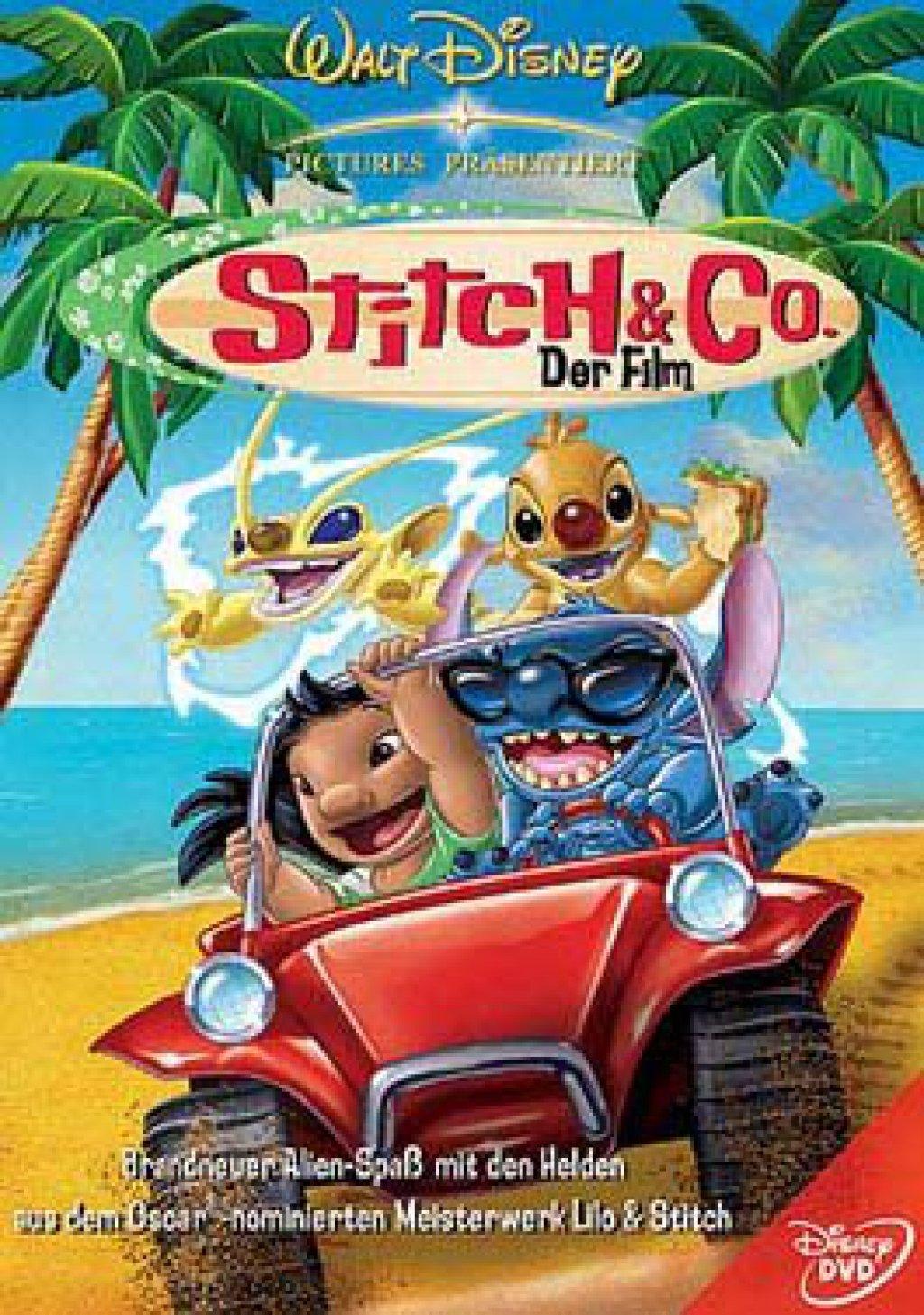 Stitch & Co. - Der Film (DVD)