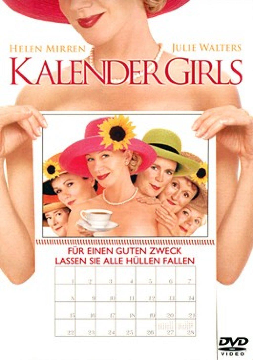 Kalender Girls (DVD)