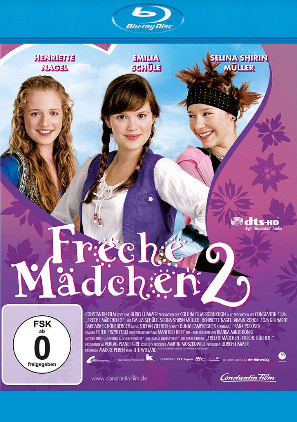 Freche Mädchen 2 (Blu-ray)
