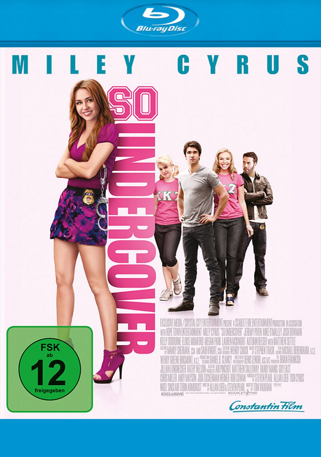So Undercover (Blu-ray)