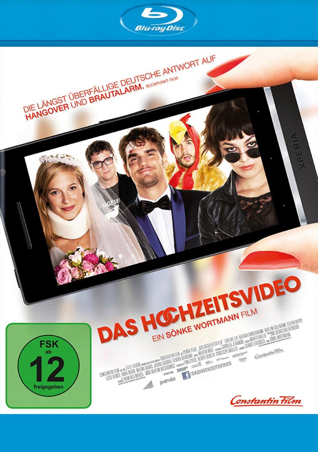 Das Hochzeitsvideo (Blu-ray)
