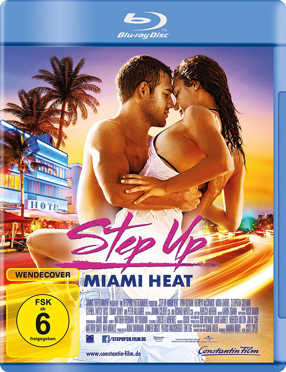 Step Up - Miami Heat (Blu-ray)