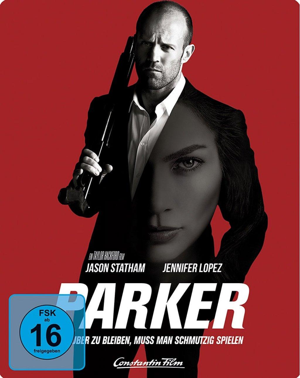 Parker - Steelbook (Blu-ray)