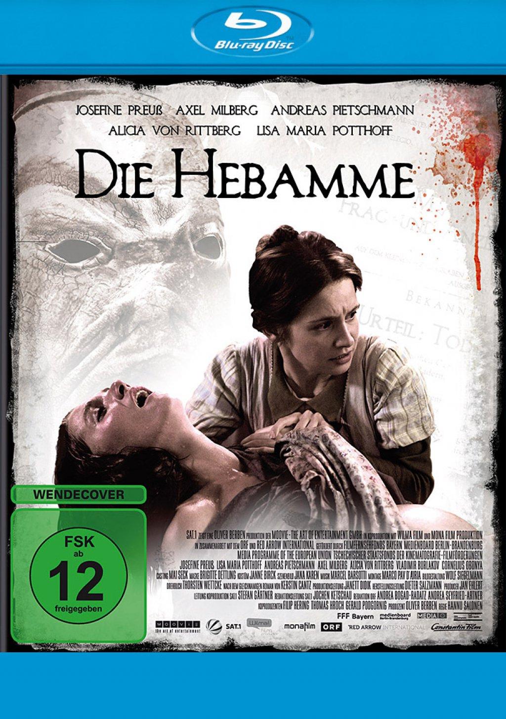 Die Hebamme (Blu-ray)