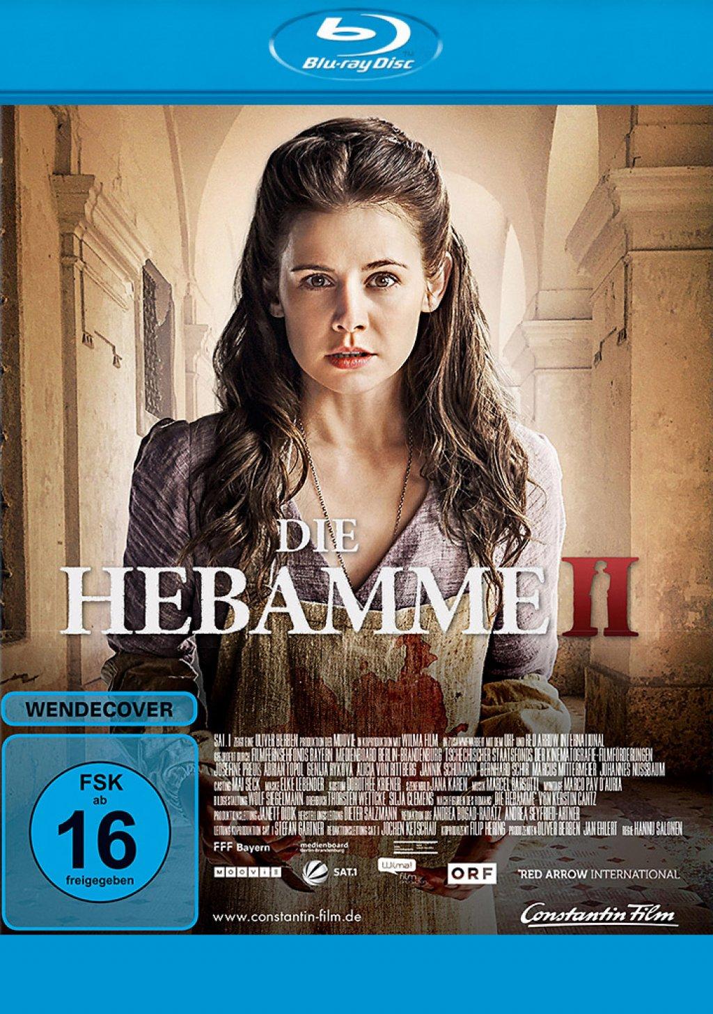 Die Hebamme 2 (Blu-ray)