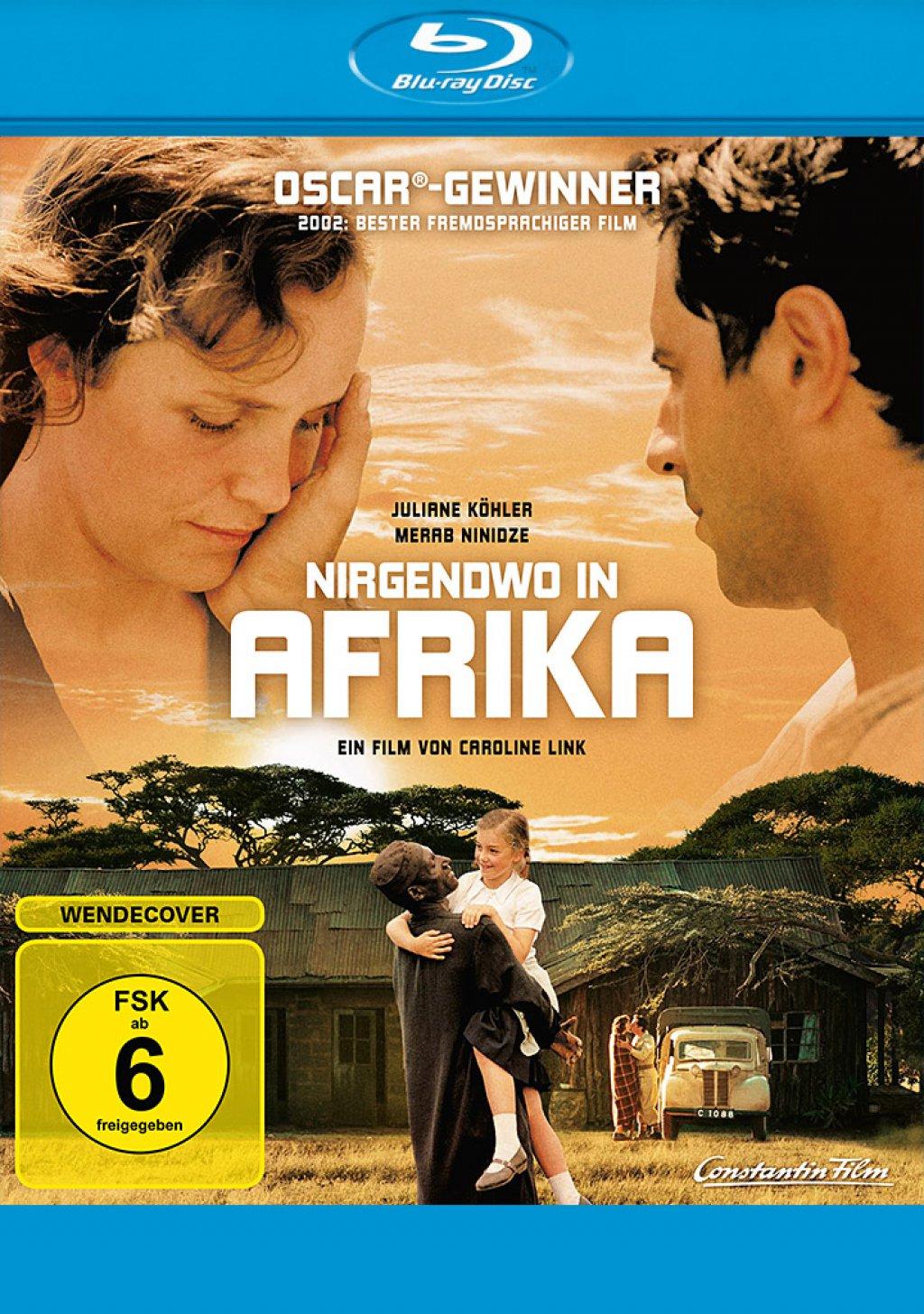 Nirgendwo in Afrika (Blu-ray)